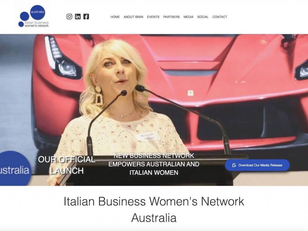 Italian Business Women's Network