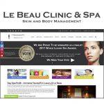 Le Beau Clinic And Spa Case Study