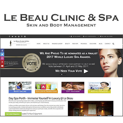 Le Beau Clinic And Spa Case Study