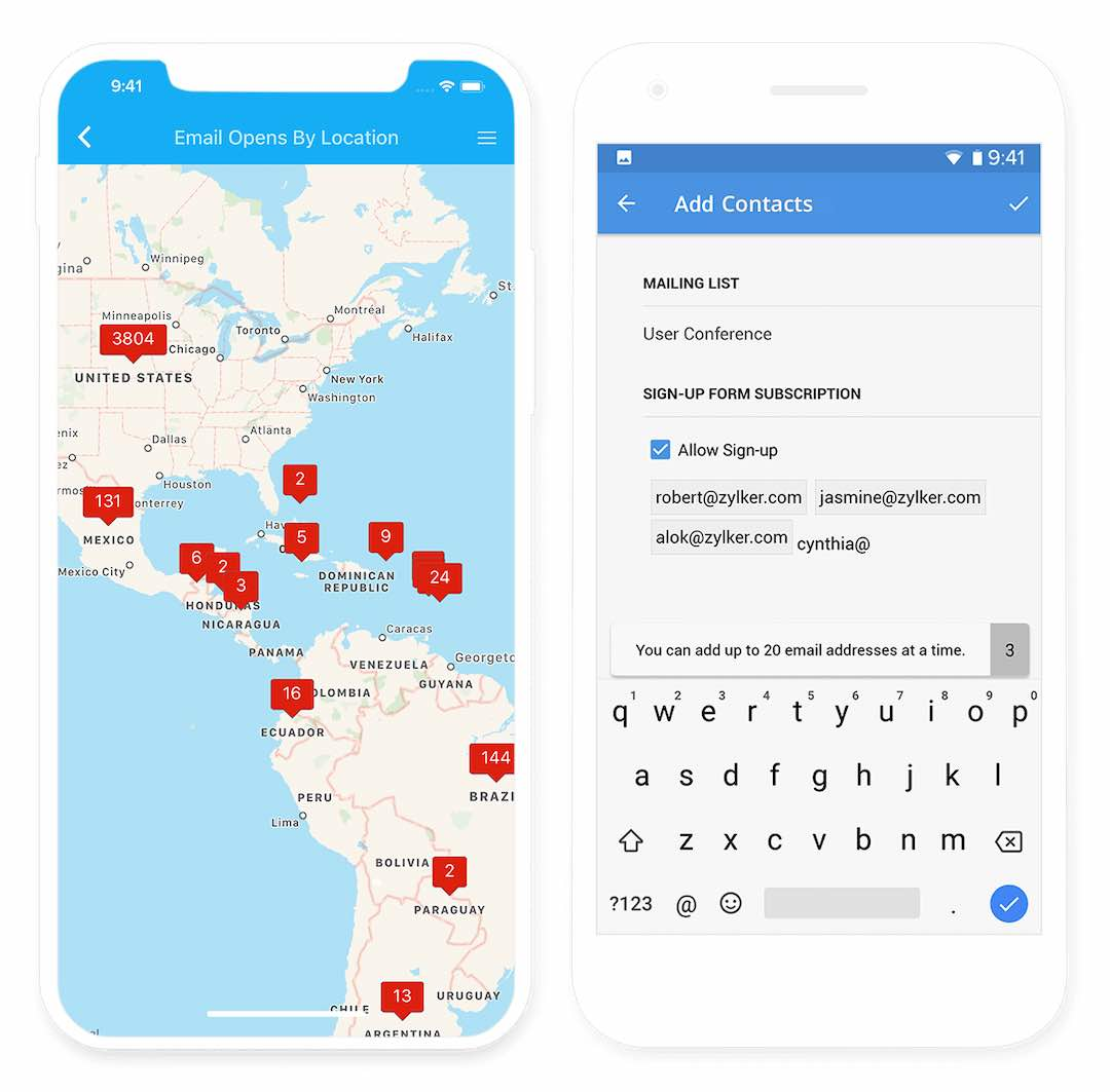 campaigns-mobile-app