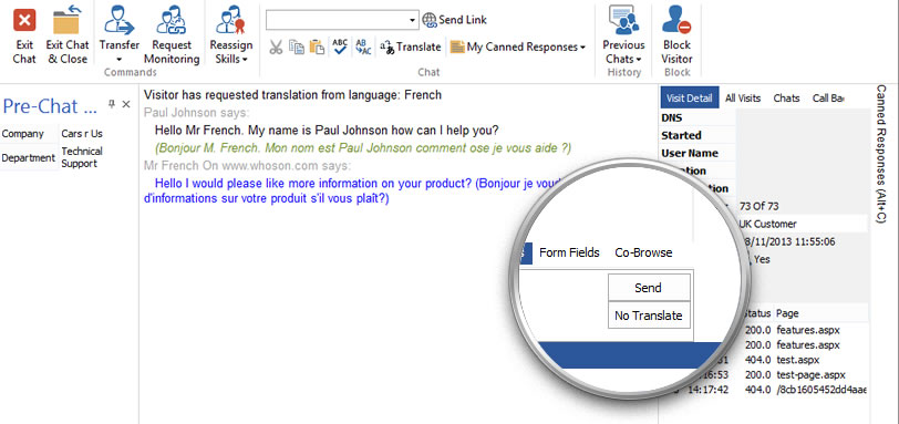 chat-translation