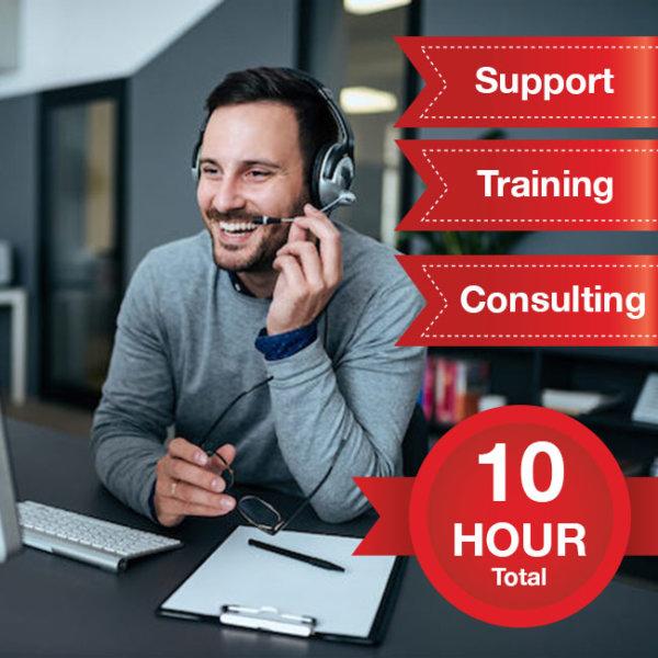 informatix-10hr-support-block