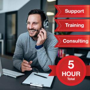 informatix-5hr-support-block