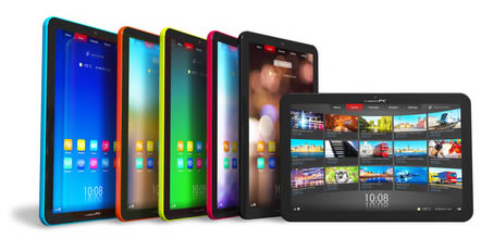 The Tablet Wars Heat Up