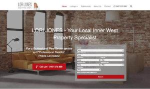 lori-jones-website