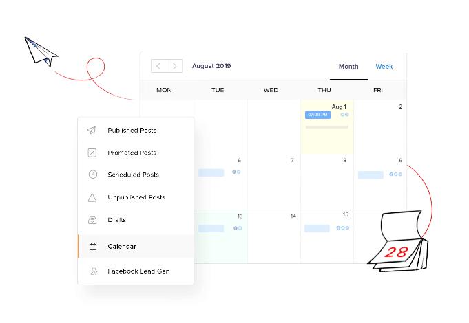 social-content-calendar