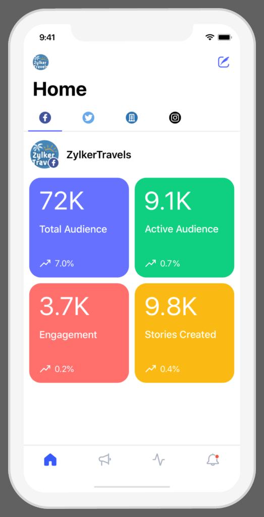 zoho-social-mobile-screen
